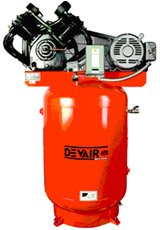 Description: DEVAIR Recriprocating Air Compressor